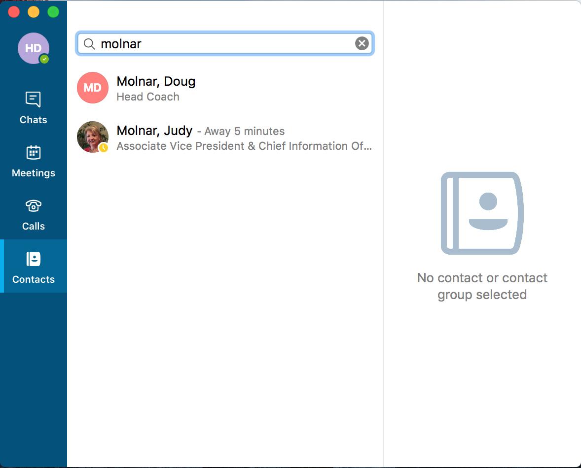 skype for mac step 3