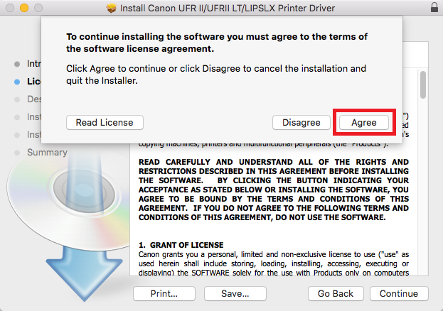 network printers mac step 12