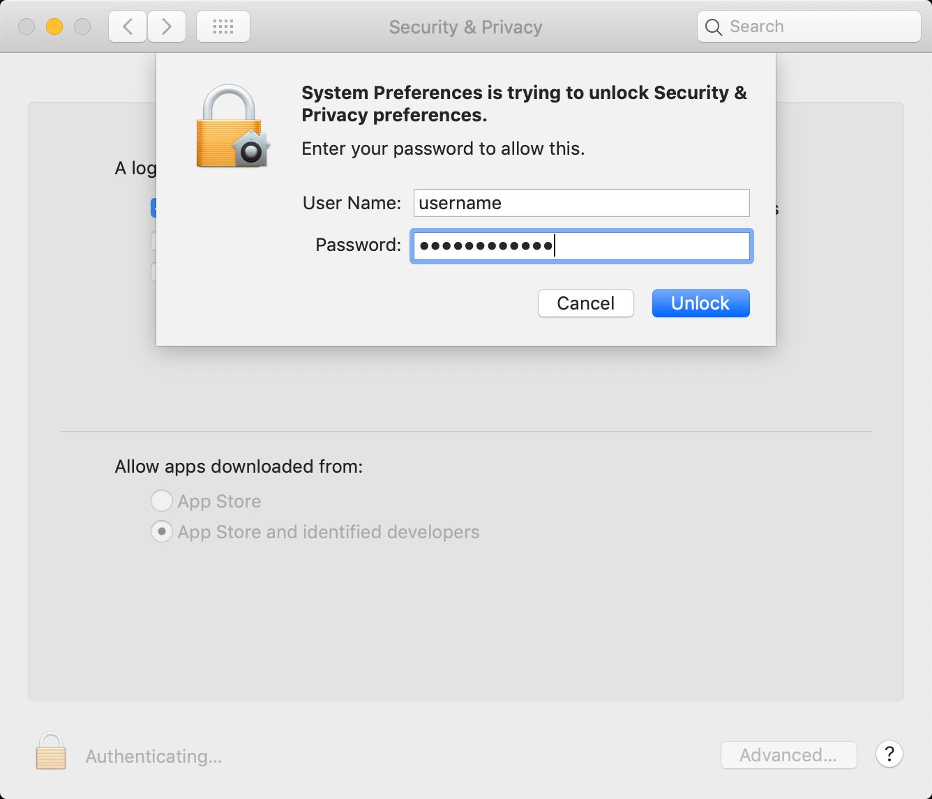 screensaver mac step 6