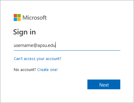 azure password manager enroll step 2