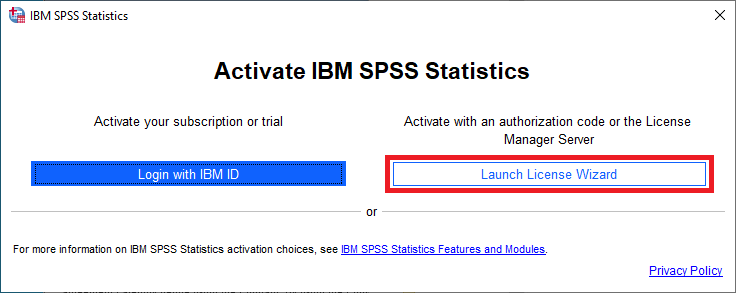 spss personal pc step 11