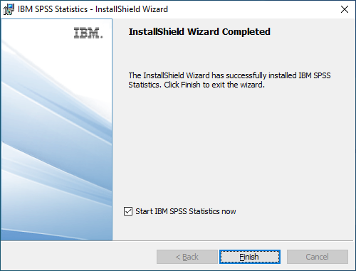 spss personal pc step 10