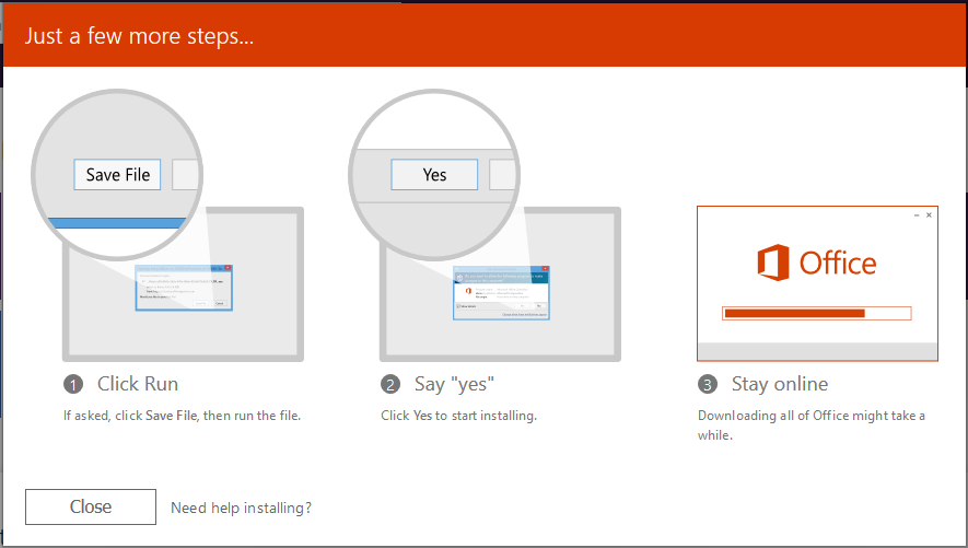 office 365 faculty step 4