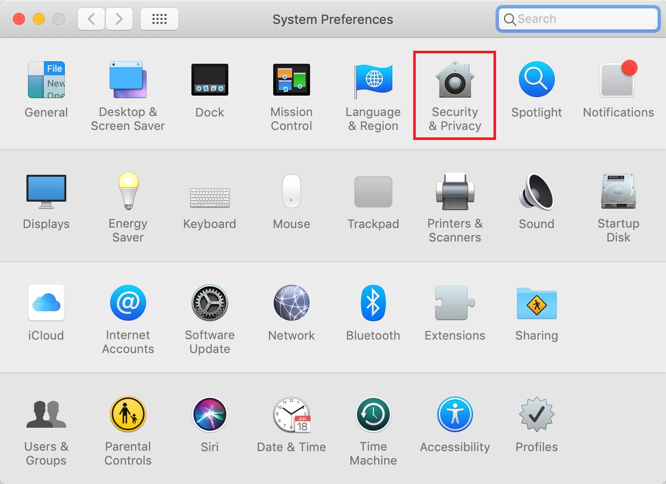 screensaver mac step 5