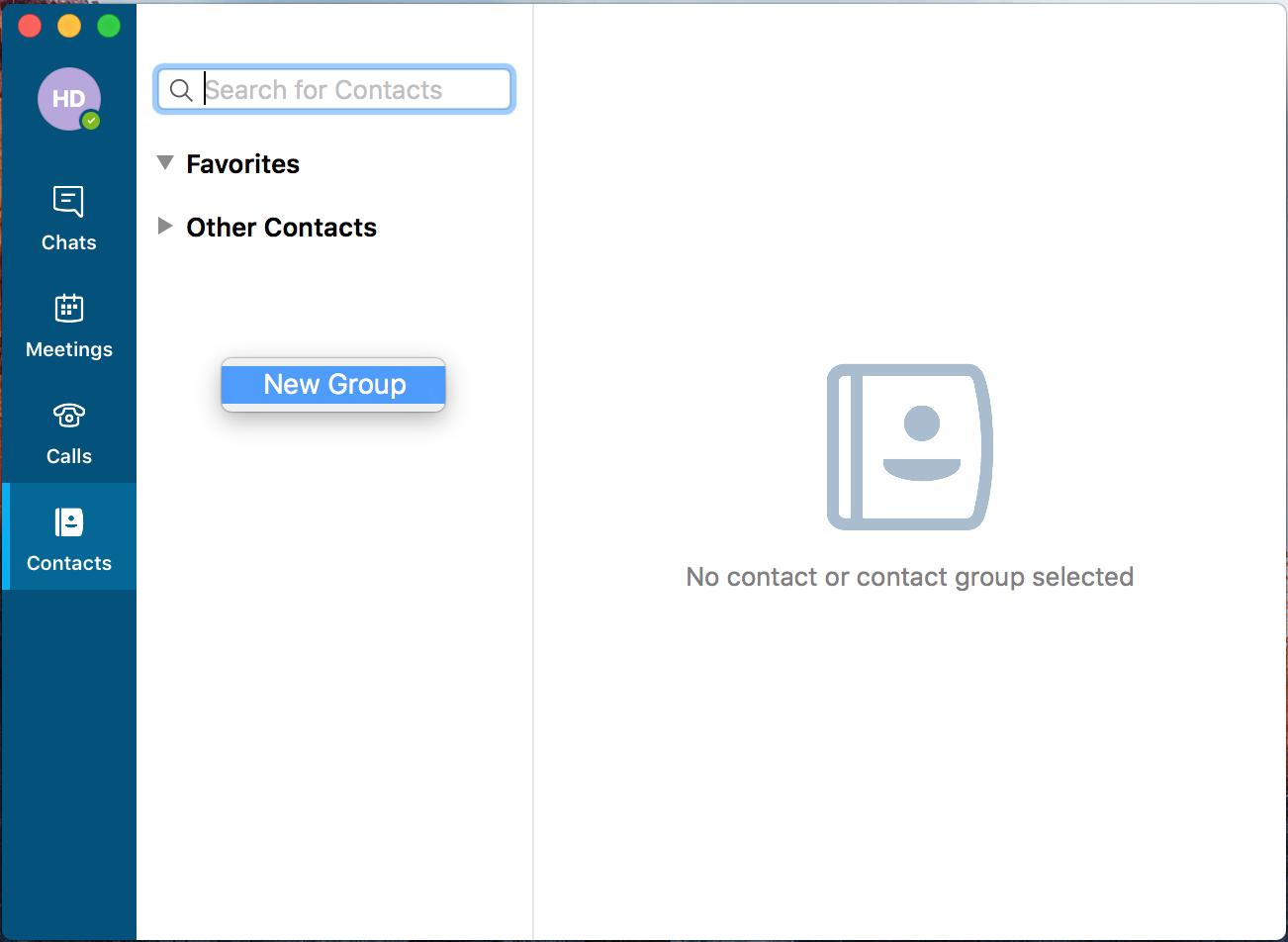 skype for mac step 5