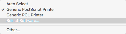 network printers mac step 6