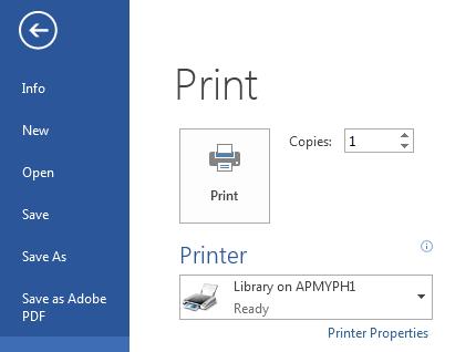 pharos direct printing