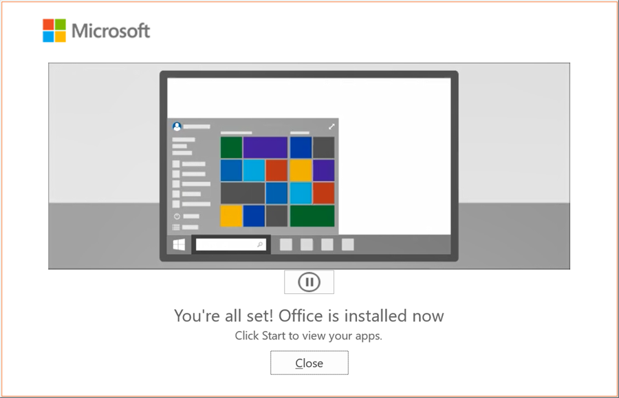 office 365 student step 8