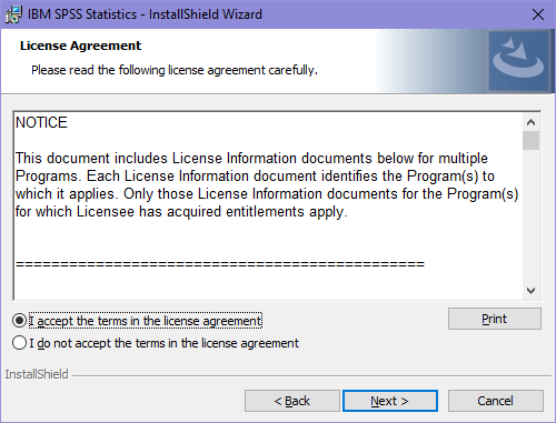 SPSS campus PC step 8