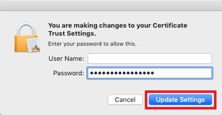 APSU network mac step 5