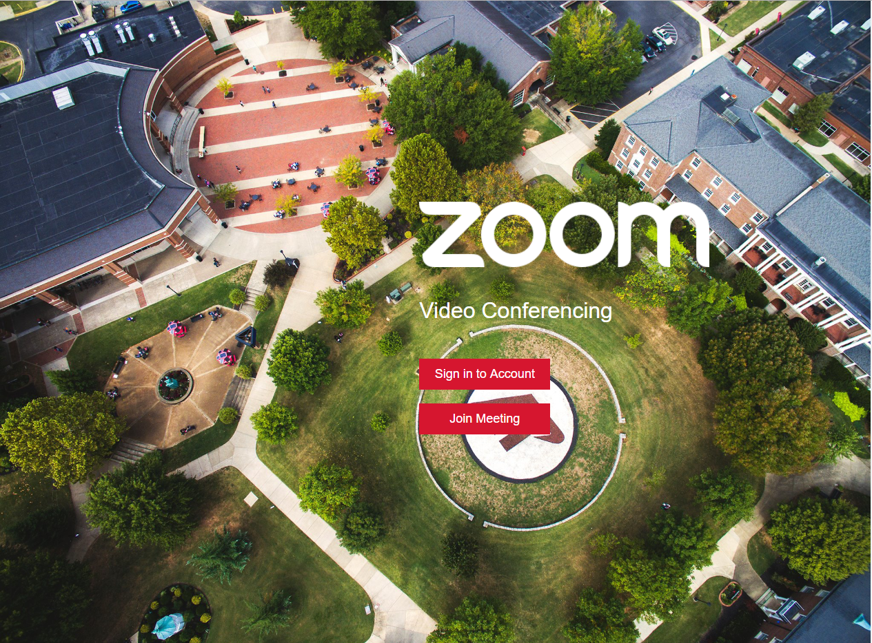 zoom login step 2