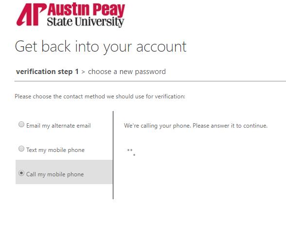 azure password reset step 17