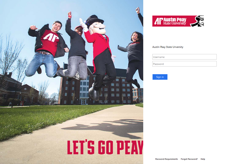 apsu email website