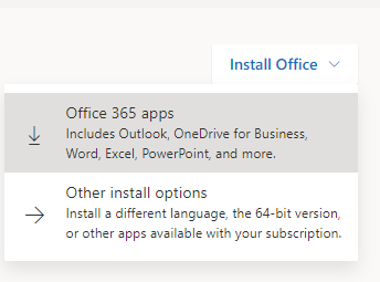 office 365 student step 5