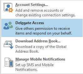 delegate access pc step 2