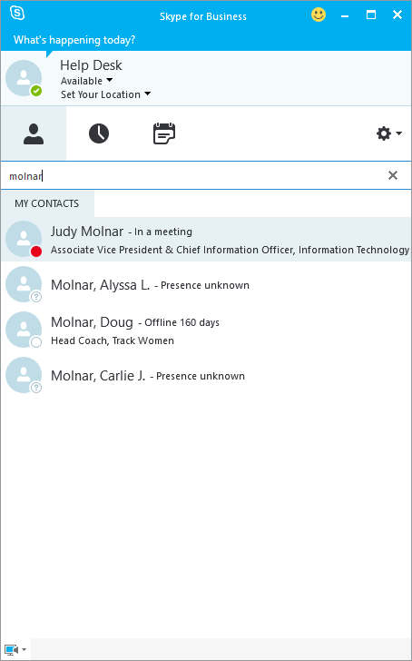 skype for business pc step 5